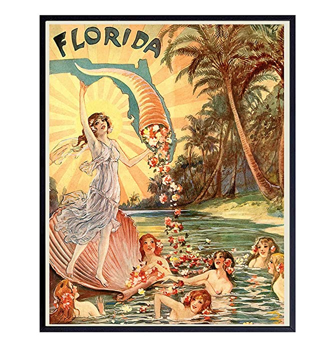 The Best Vintage Florida Decor