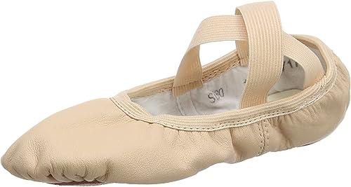 So Danca Girls Sd16 Regular B Fit Ballet Shoe