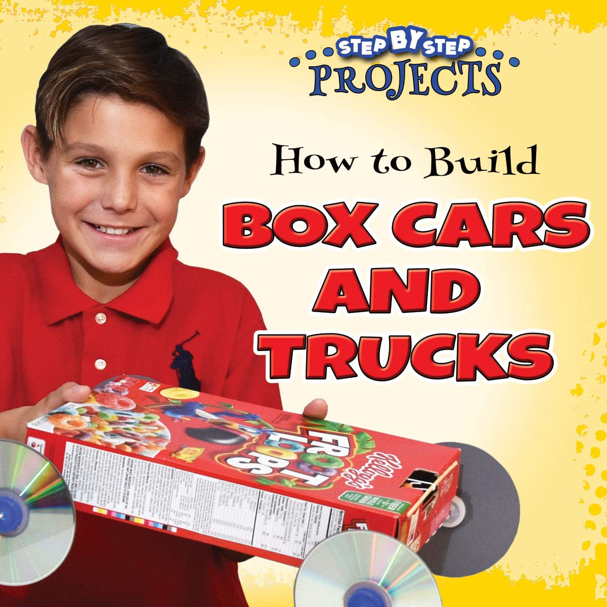 Download How to Build Box Cars and Trucks (Step-by-Step Projects) ebook