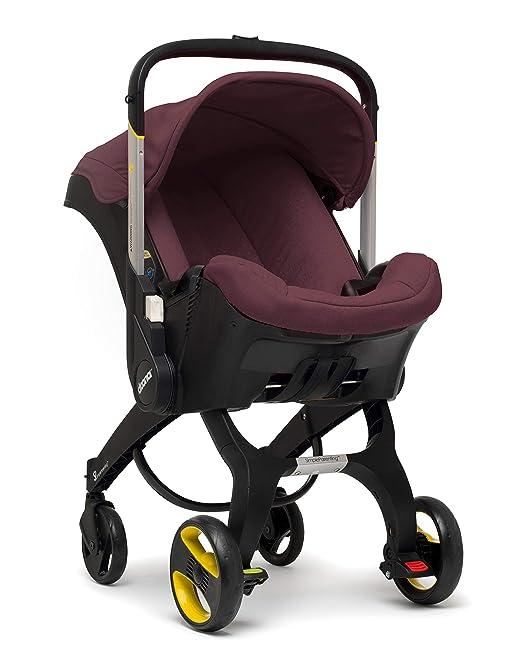 Amazon.com: Doona – Conjunto de asiento de coche para bebés ...