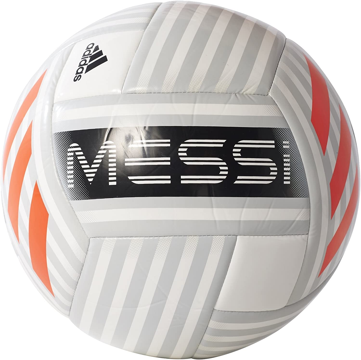 adidas Performance Messi balón de fútbol - BQ1369, White/Clear ...