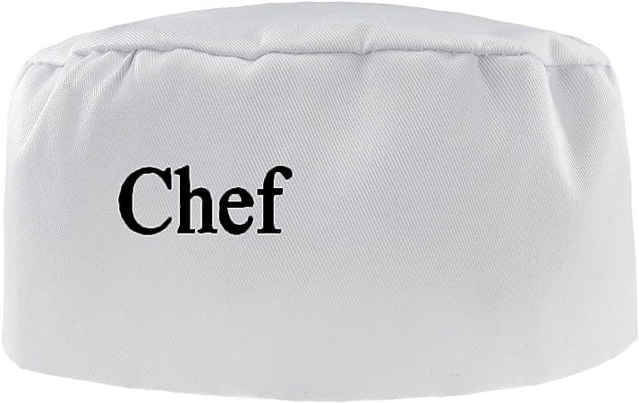 White, S//M MFAZ Morefaz Ltd Chef Chapeau Cuisine Cuisinier H/ôtel Restaurant Les Travaillent Chapeaux Professionnel Comfortable pour Unisex Chef,Chefs