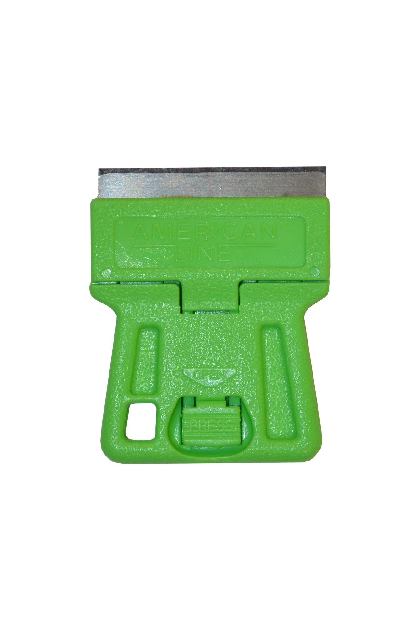 ASR 66-0442 Neon Mini Scrapers with Blade Bucket (Pack of 100) by A.S.A.R. (Image #2)