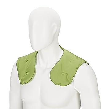 Amazon.com: Cuello y hombro con calor frío, terapia de hielo ...
