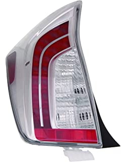 Depo 312-19B4L-WF-R Tail Lamp Assembly (Toyota Prius 12-