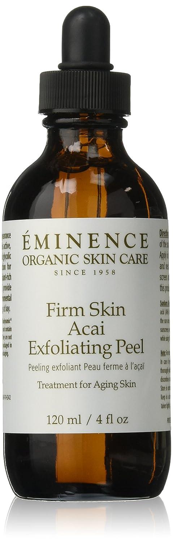 Eminence Organic Skincare Firm Skin Exfoliating Peel, Acai, 4 Ounce