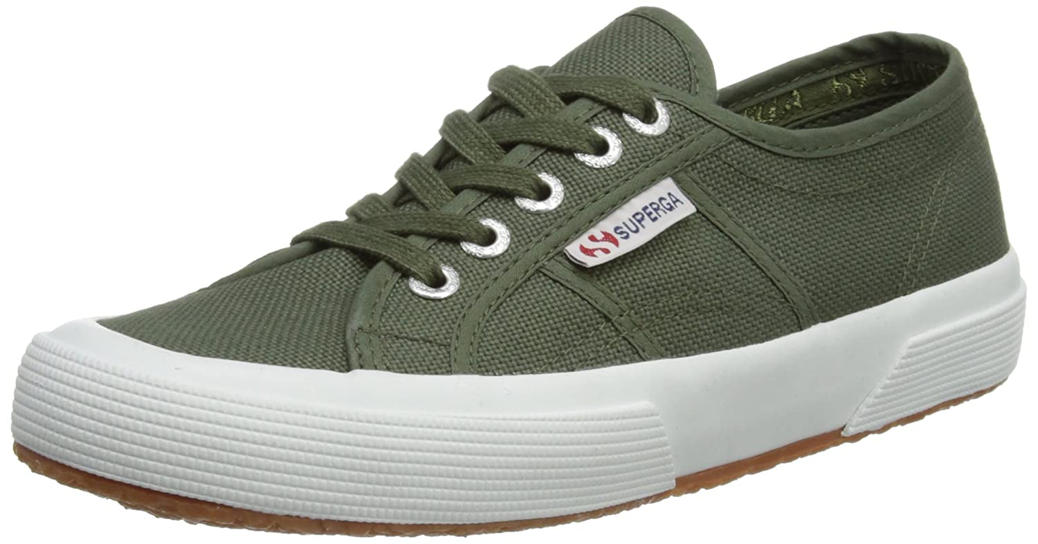 Superga 2750 Cotu Classic, Classic, Baskets B07H7PKSNZ Superga mixte adulte Green (Green Sherwood 102) 7256b00 - therethere.space