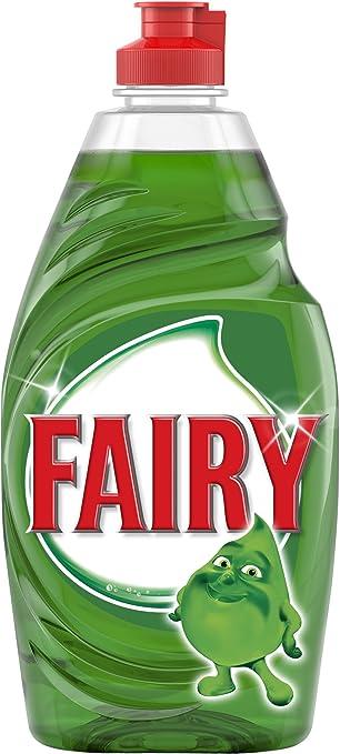 Fairy Ultra Líquido para Lavavajillas - 480 ml: Amazon.es: Amazon ...