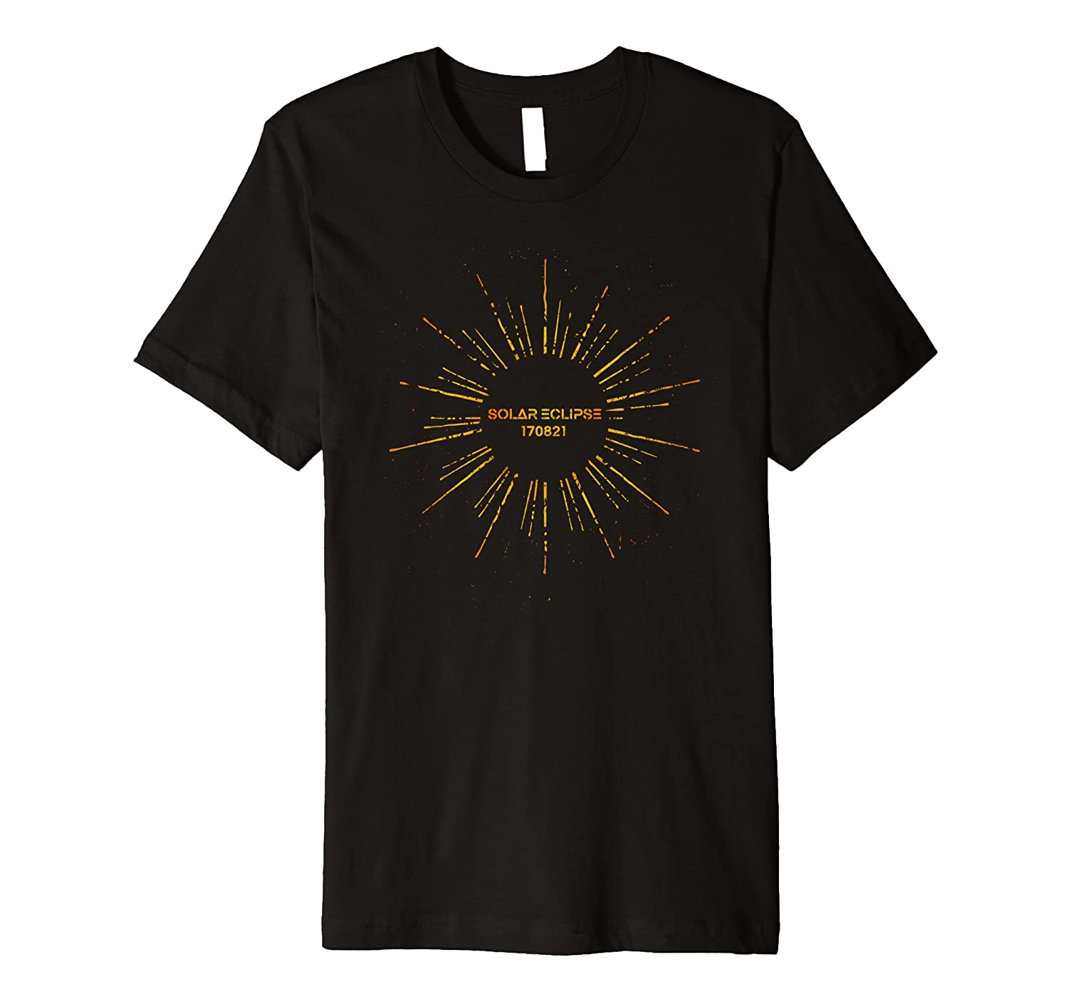 TWO SIDED - Total Solar Eclipse Tour T Shirt-BN