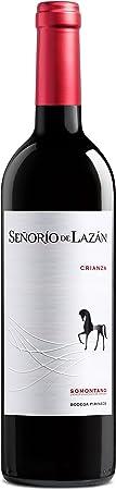 Señorío Lazán Vino Tinto Crianza - 750 ml