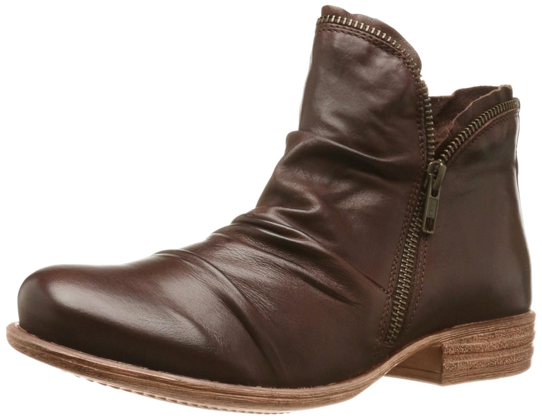 Miz Mooz Women's Luna Ankle Boot B00WGVF1XM 7.5 B(M) US Brown