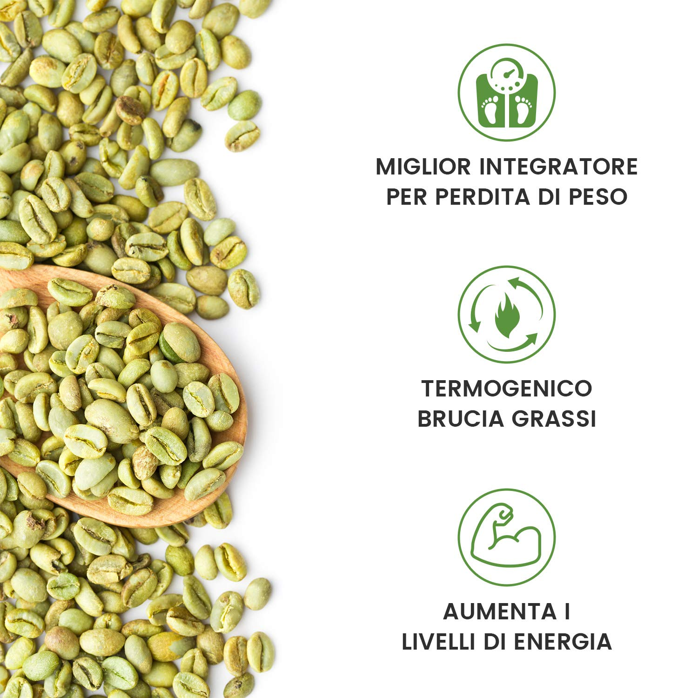 i chicchi di caffè verde funzionano davvero