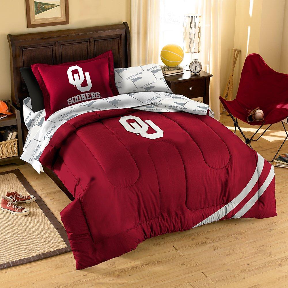 NCAA Twin Bedding Set