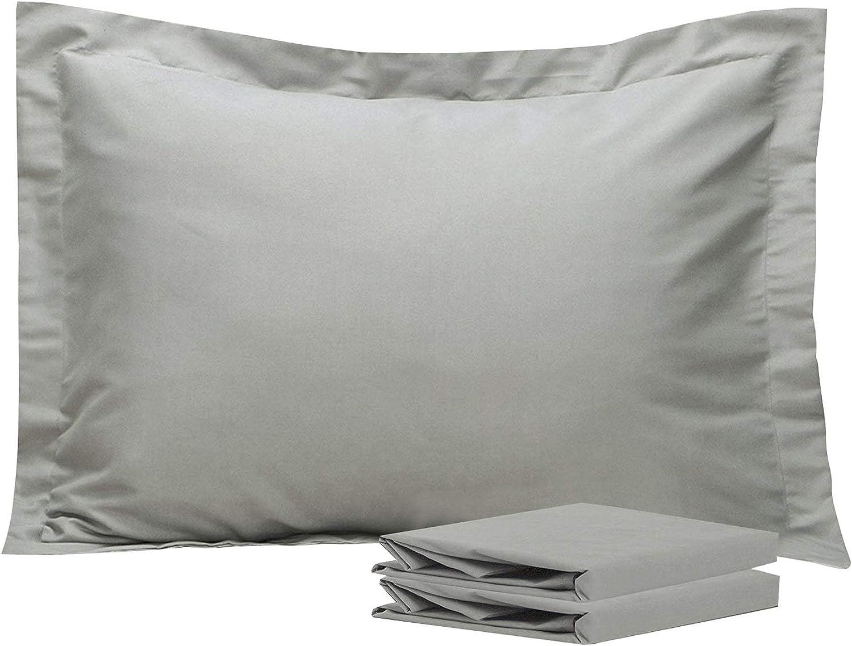 juego de dos fundas para almohadas