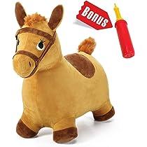 Amazon.com: Hopping Horse, iPlay, iLearn caballo ...