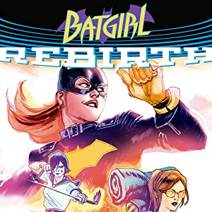 Batgirl Vol. 3: Summer of Lies (Rebirth) by Hope Larson & Chris Wildgoose