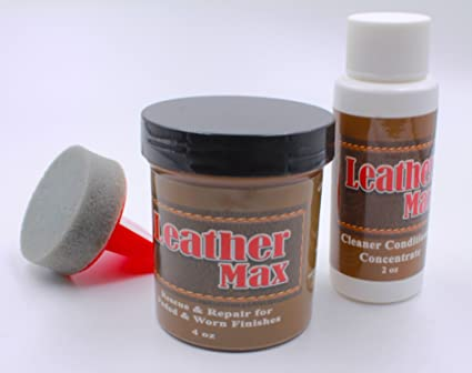 Amazon.com: Leather Repair Kit/Leather Color Kit/Cleaner / Color ...