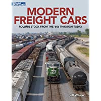 Modern Freight Cars: Rolling Stock from the 60's Through Today