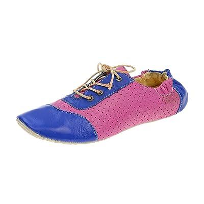 Eject 17074, Chaussures à lacets et coupe classique femme