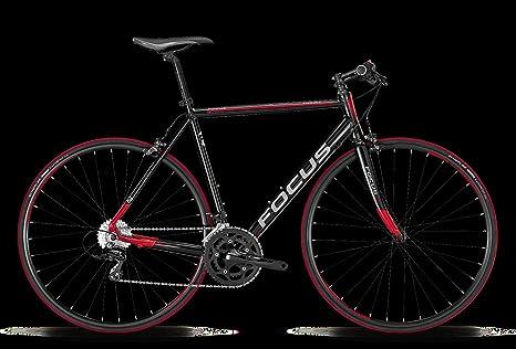 Focus 613019543 - Bicicleta de carretera, talla 56 cm: Amazon.es ...