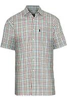 Champion Men's Stowmarket Short Sleeve Summer Checked Shirt