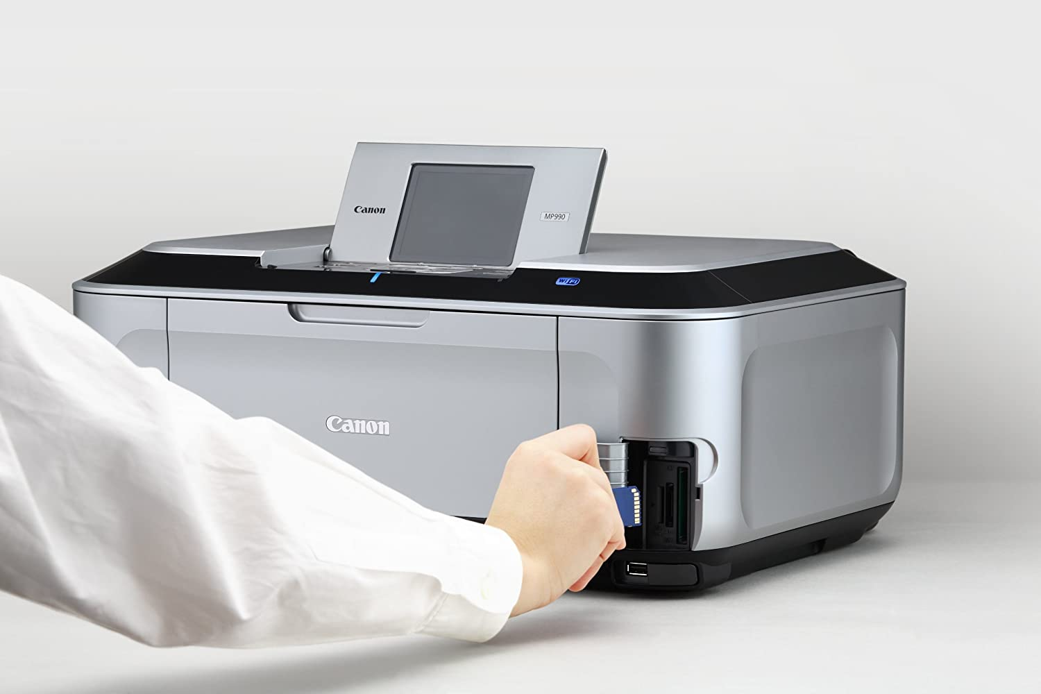 Canon Inkjet PIXUS 990i Printer Download Driver