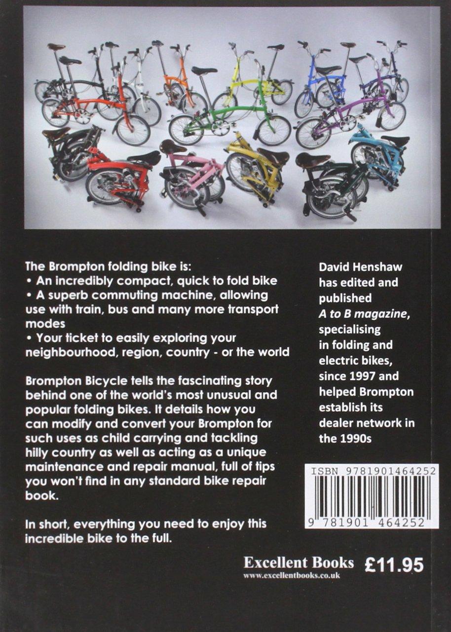 Brompton Bicycle: Amazon.es: David Henshaw: Libros en idiomas extranjeros