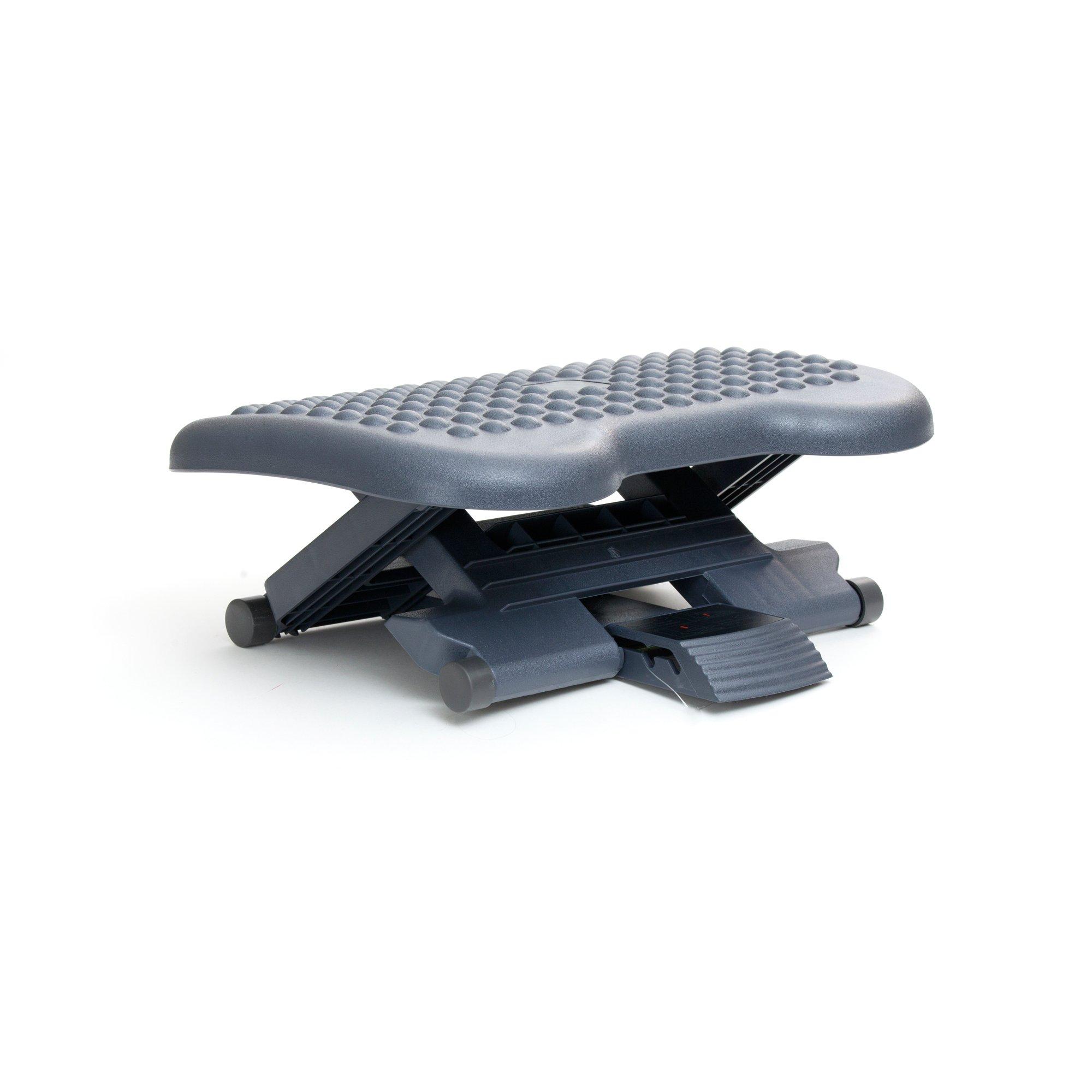 Mind Reader 2FTREST-BLK 2 Pack Adjustable Height Ergonomic Foot Rest, Black by Mind Reader (Image #5)