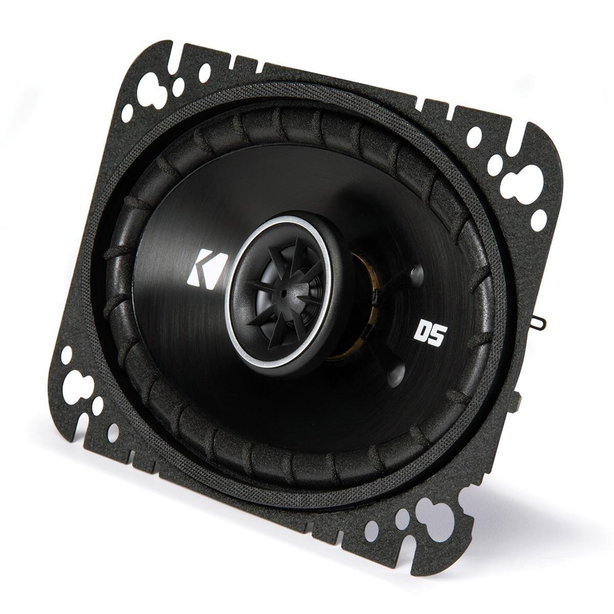 Kicker 43DSC4604 4x6 2-way Speaker Pair by Kicker (Image #4)