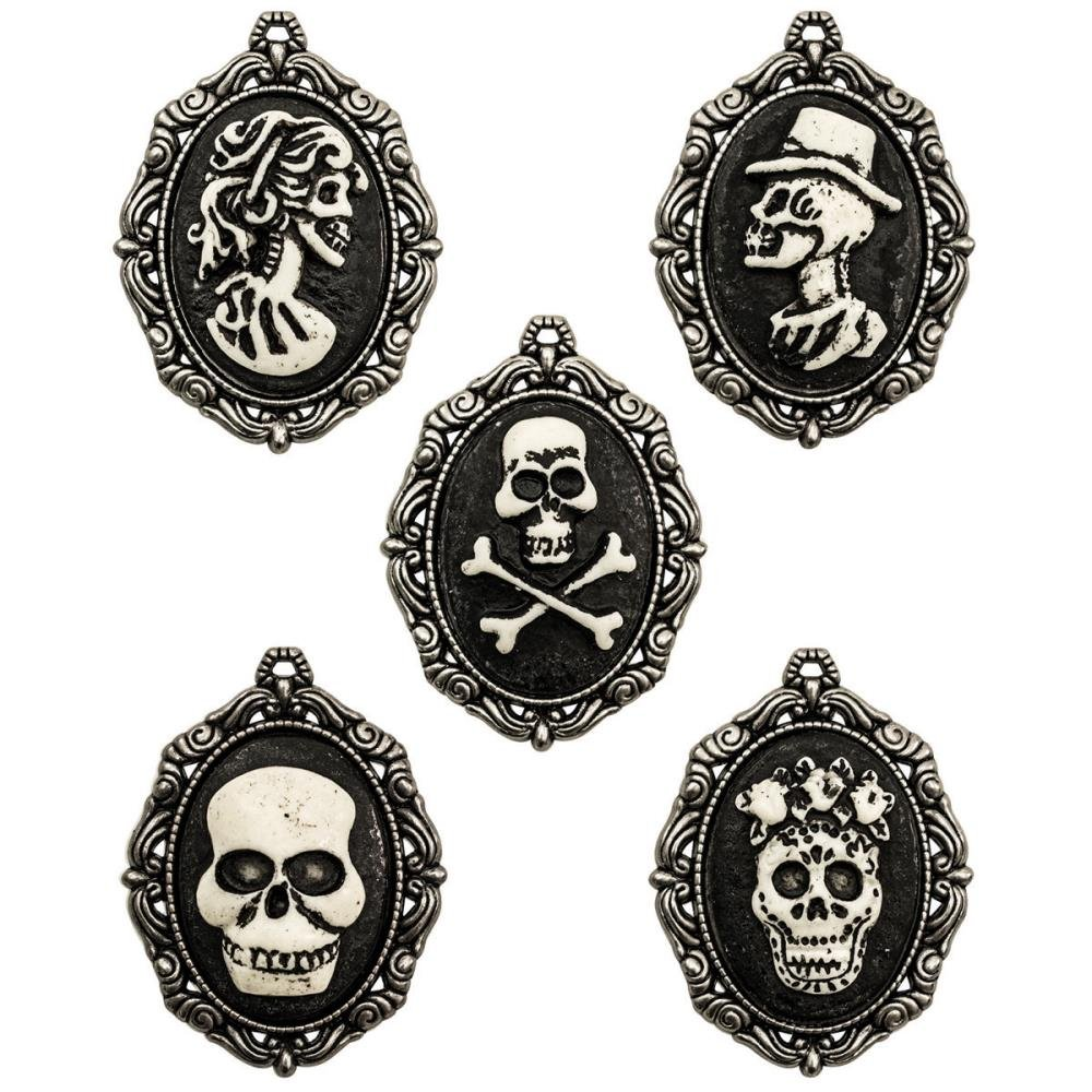 Tim Holtz - Idea-Ology Crypt Cameos Advantus TH93232