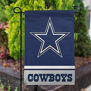 Stockdale Dallas Cowboys Garden Flag 12.5