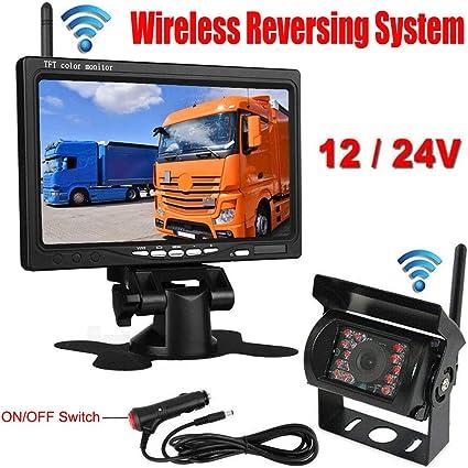 Auto auto telecamera di retromarcia visione notturna a infrarossi colore impermeabile PAL//NTSC telecamera di parcheggio