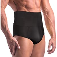 7eb7cd4050941 TAILONG Men Tummy Shaper Briefs High Waist Body Slimmer Underwear Firm Control  Belly Girdle Abdomen Compression