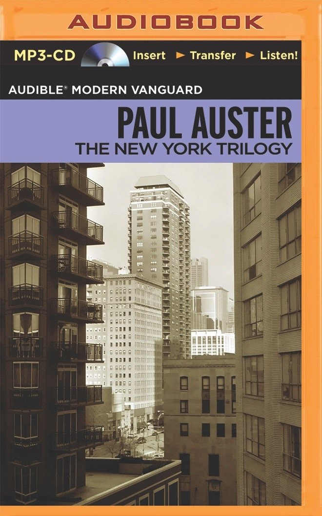 Download The New York Trilogy (Audible Modern Vanguard) ebook
