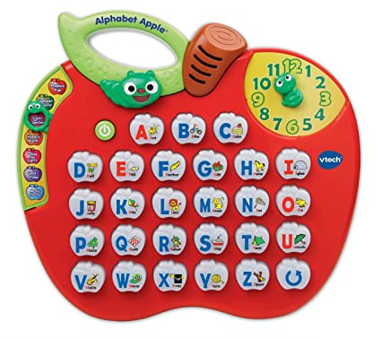 Amazon.com: VTech alfabeto Apple: Toys & Games