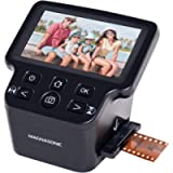 Magnasonic All-in-One 22MP Film Scanner with Large 5' Display & HDMI, Converts 35mm/126/110/Super 8 Film & 135/126/110…