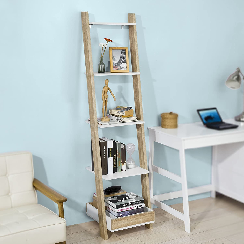 Estantes para librerias estanterias para libreria - Estanteria escalonada ...