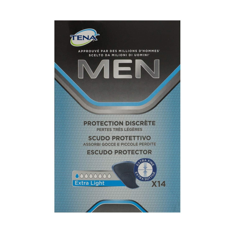 Amazon.com: Tena - Protector para hombre, 14 unidades, 2 ...