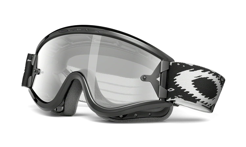 78ee9fb87e Amazon.com  Oakley L-Frame MX Sand Goggles   Gray Lens   01-631  Sports    Outdoors