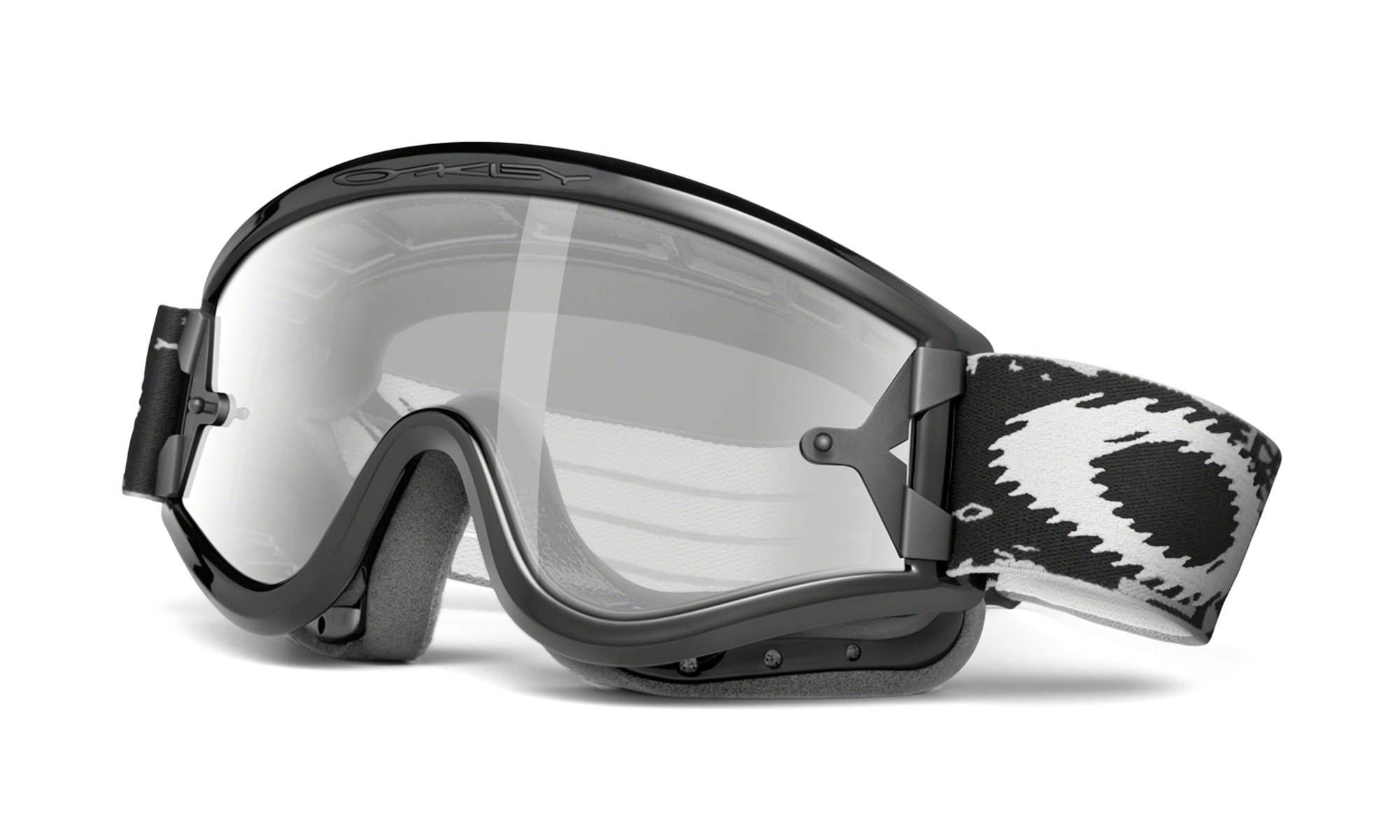 Oakley L-Frame MX Sand Goggles/Gray Lens / 01-631 by Oakley