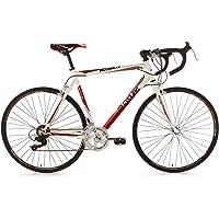 "KS Cycling Piccadilly Vélo de course Blanc 28"""