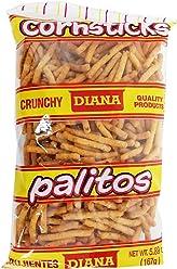 Prodiana Corn Stick Snack 5.89 oz - Palitos (Pack of 1)