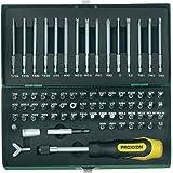 Proxxon 23107 Juego de puntas especiales y de seguridad - 75 piezas