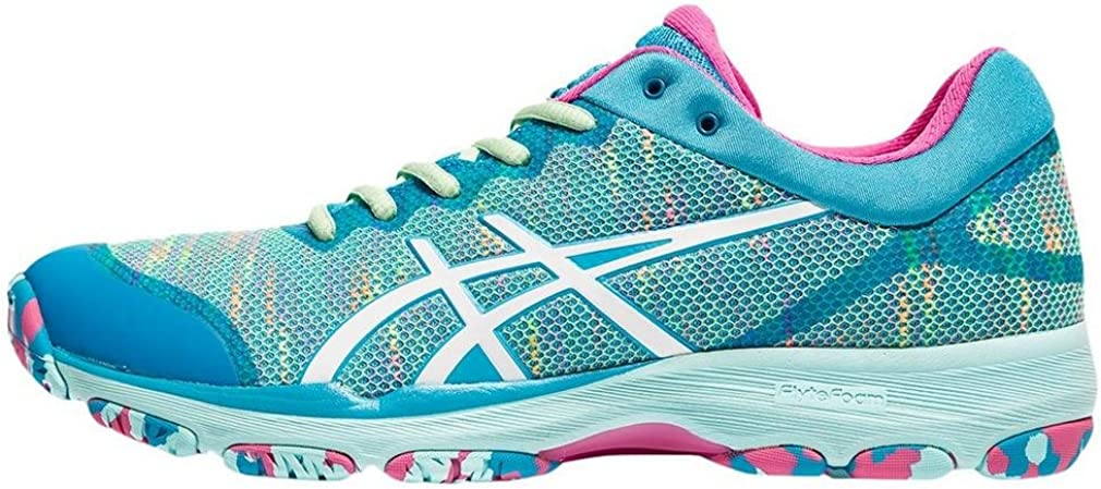 asics gel netburner ballistic ff women's netball shoes aw18