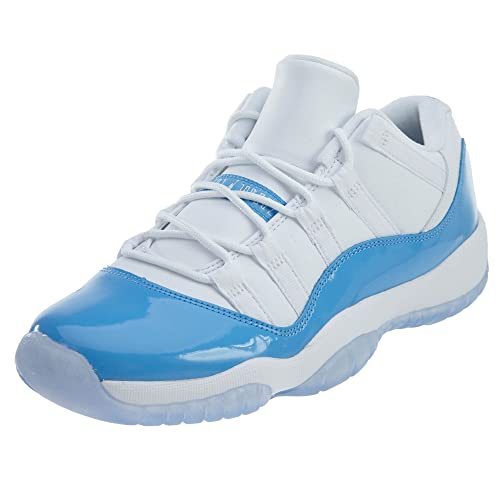 the latest 84a08 aa89f Jordan Big Kids Air Jordan 11 Retro Low (GS) (White University Blue) Size  6.5 US  Nike  Amazon.ca  Shoes   Handbags