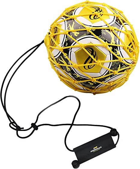 PodiuMax Solo fútbol Kick Trainer con Bola Bloqueado Red diseño ...