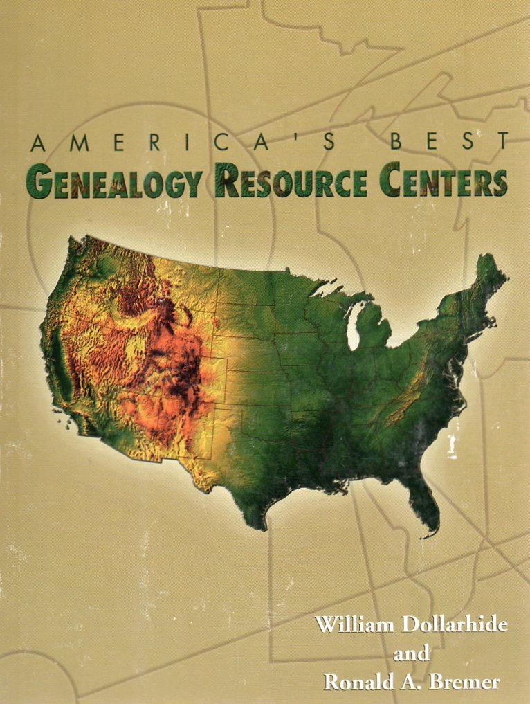 America's Best Genealogy Resource Centers by Brand: Heritage Quest