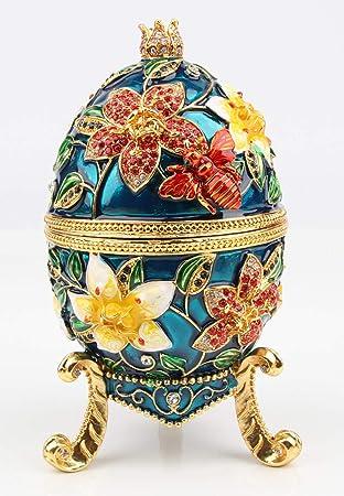Egg Jewelry Holder