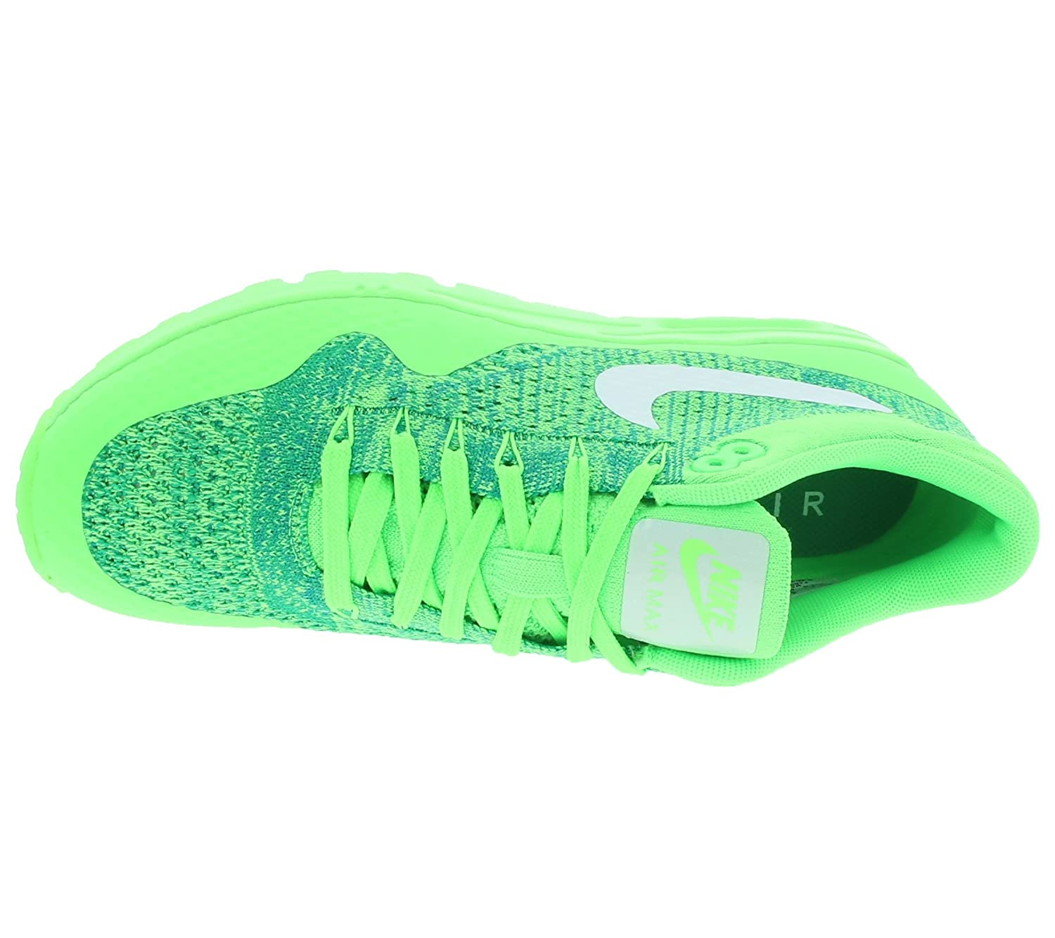 f0ed50317911 Nike Womens Air Max 1 Ultra Flyknit Running Trainers 843387 Sneakers Shoes  (US 6. 5