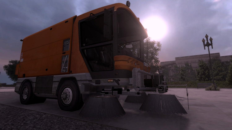 Kehrmaschine simulator 2011 full download